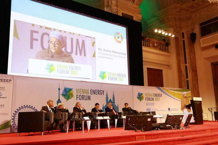 Vienna Energy Forum participants formulate key messages reflecting role of energy in implementing SDGs and Paris climate agreement