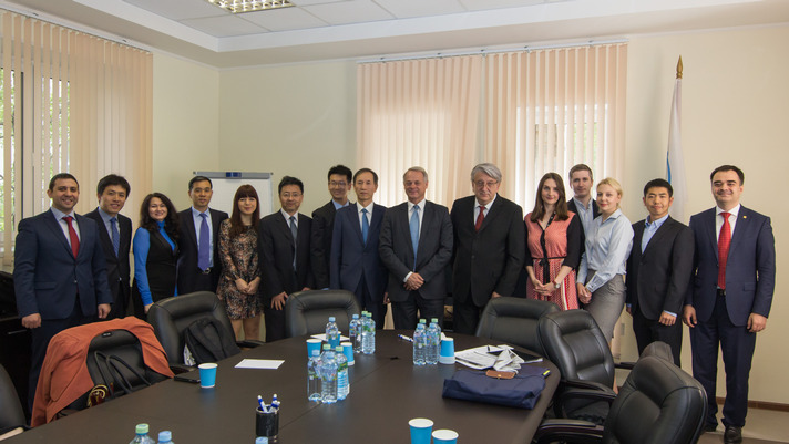 Russian and Chinese entrepreneurs develop cooperation in the field of e-commerce with the support of UNIDO