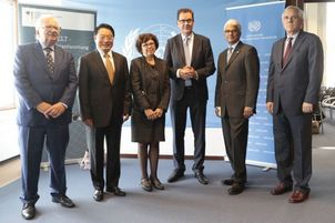 UNIDO opens Investment and Technology Promotion Office in Bonn, Germany