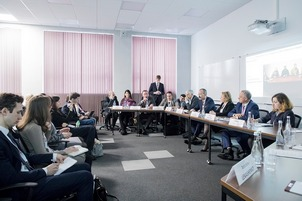 UNIDO Centre took part in Gaidar Forum