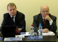 Round-table meeting «Industrial Integration of EurAsEC»