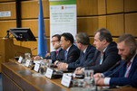 "The First Regional Conference on Sustainable Industrial Development ""Promoting Sustainable Energy Solutions and Clean Technologies in CIS Countries'' in Vienna"