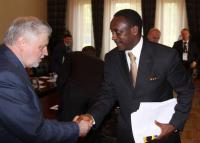 Director-General Yumkella at Nevsky Ecological Congress