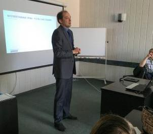 "Workshop ""The present-day role of the intellectual property in the course of business"""